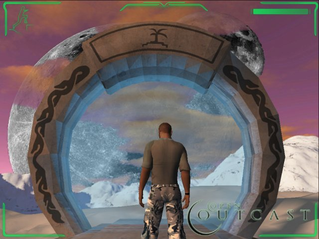 open Outcast: The Hidden Gate