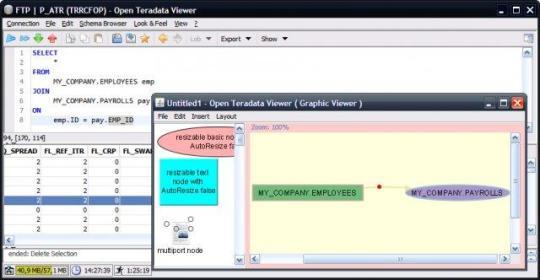 Open Teradata Viewer Portable