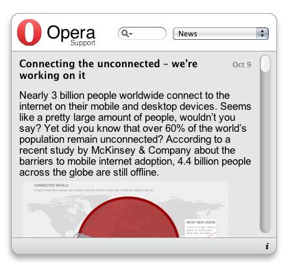 OperaSupport