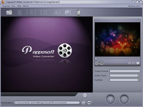 Opposoft Video Converter