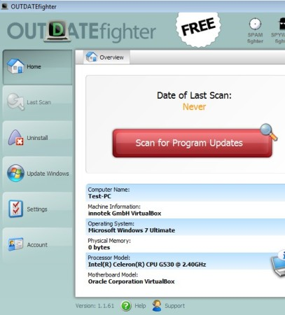 Outdatefighter