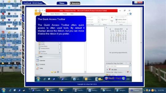 Outlook 2010 Basic