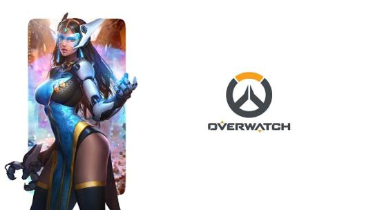 Overwatch HD Backgrounds Pack