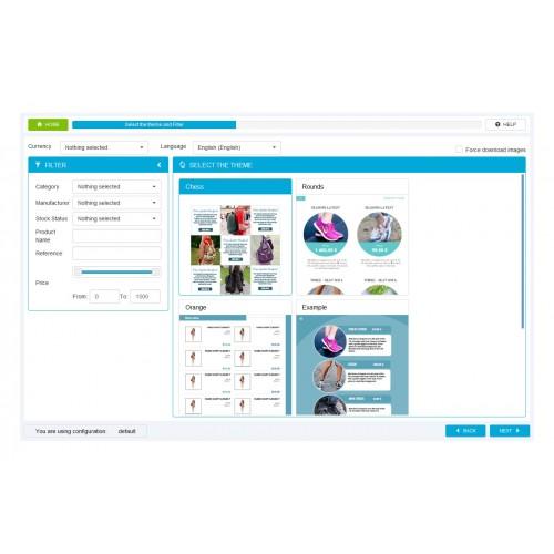 OVO PDF Catalog Creator for PrestaShop