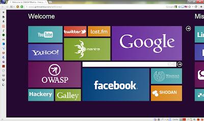 OWASP Mantra Security Framework