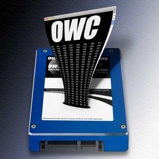 OWC Mercury SSD Firmware Updater