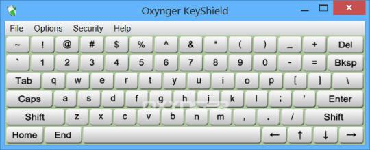 Oxynger KeyShield Portable