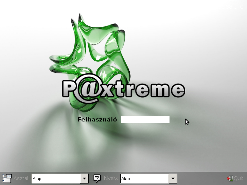 P@xtreme Lightweight Linux