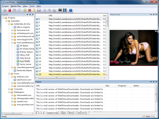 Pafsoft Picture Downloader