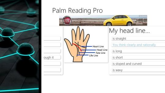 Palm Reading Pro for Windows 8