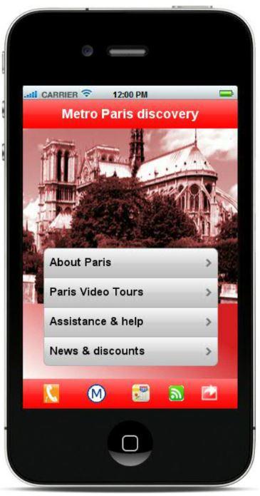 Paris eBook Video Tours