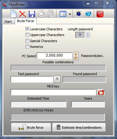 Passfinder (64-bit)
