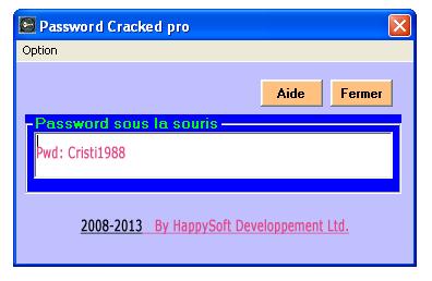 Password Cracked Pro