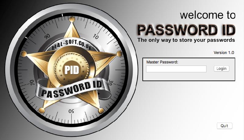 Password ID
