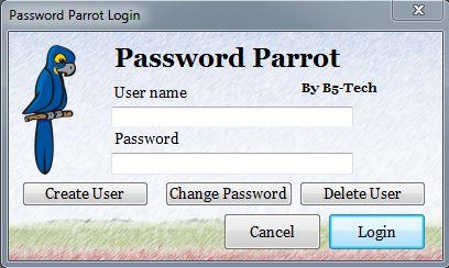 Password Parot