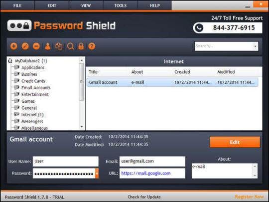 Password Shield