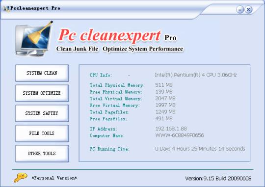Pc Clean Expert