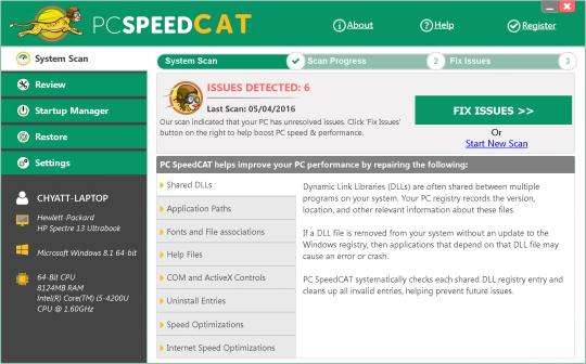 PC SpeedCat