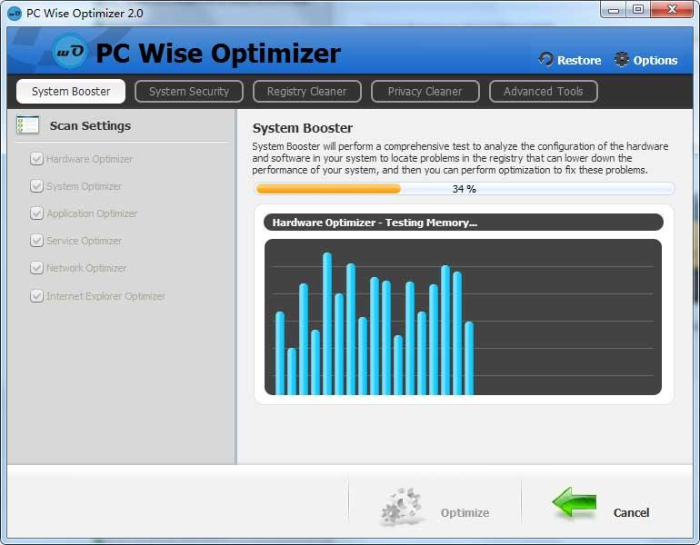 PC Wise Optimizer
