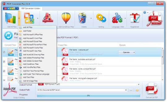 PDF Converter Pro