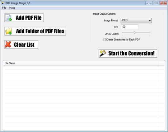 PDF Image Magic