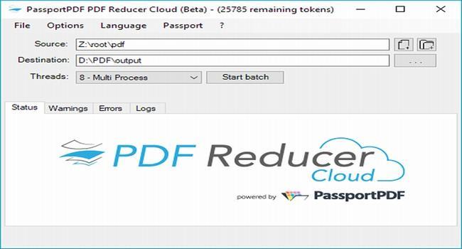 PDF Reducer Cloud