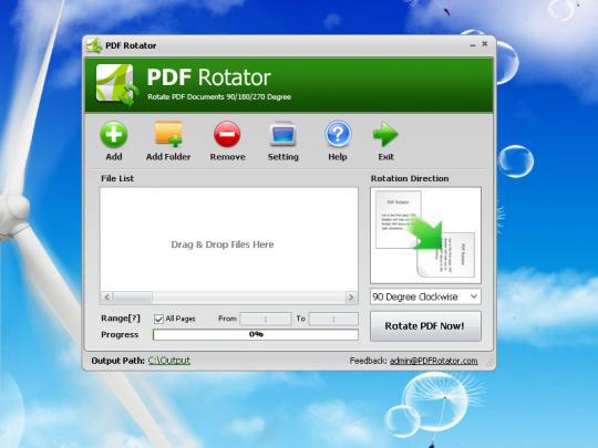 PDF Rotator Portable