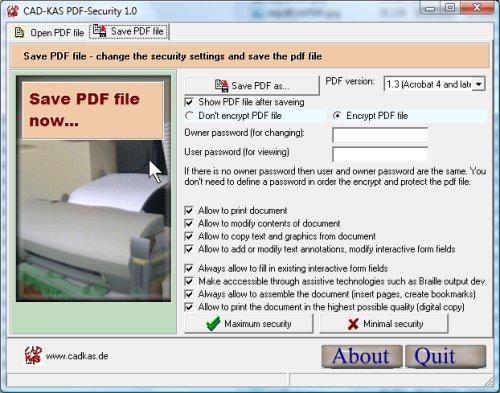 PDF-Security