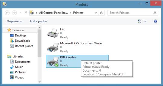 PDF Server for Windows 2015