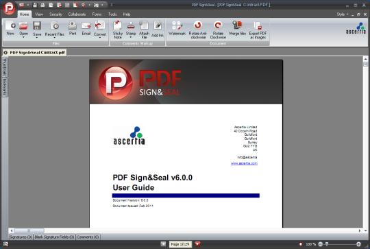 PDF Sign&Seal