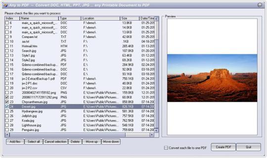 PDFCool Free HTML to PDF Converter
