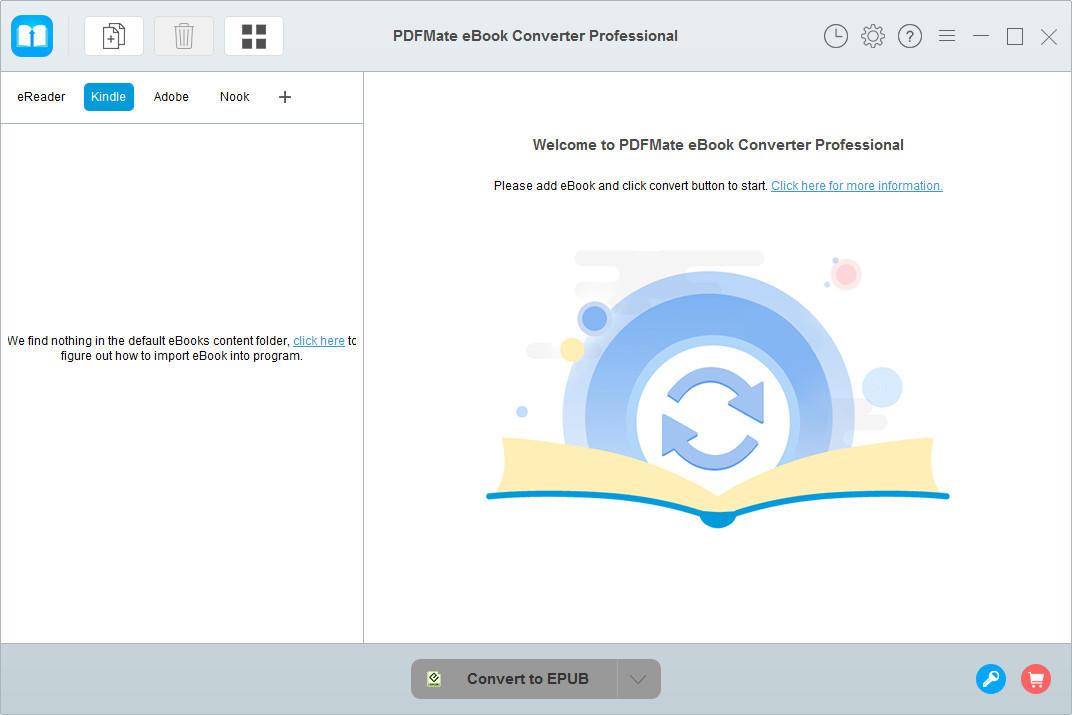 PDFMate eBook Converter