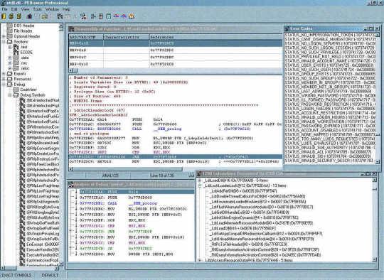 PEBrowse Professional (64-bit)