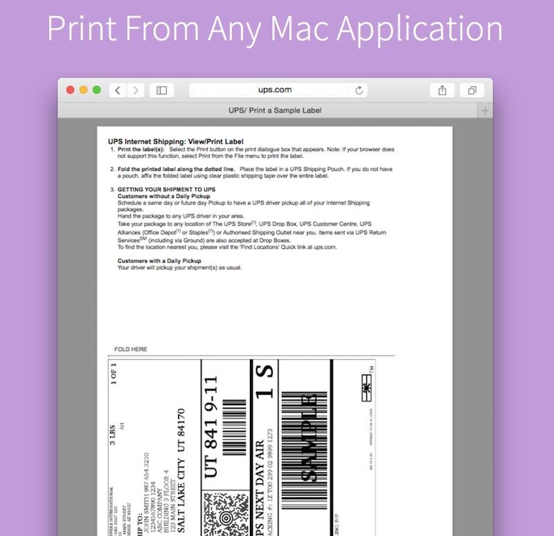 Peninsula Mac Thermal Driver Datamax