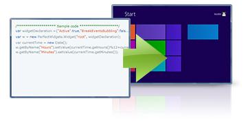 Perfect Widgets for Windows 8
