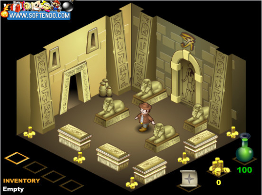 Pharaos Tomb