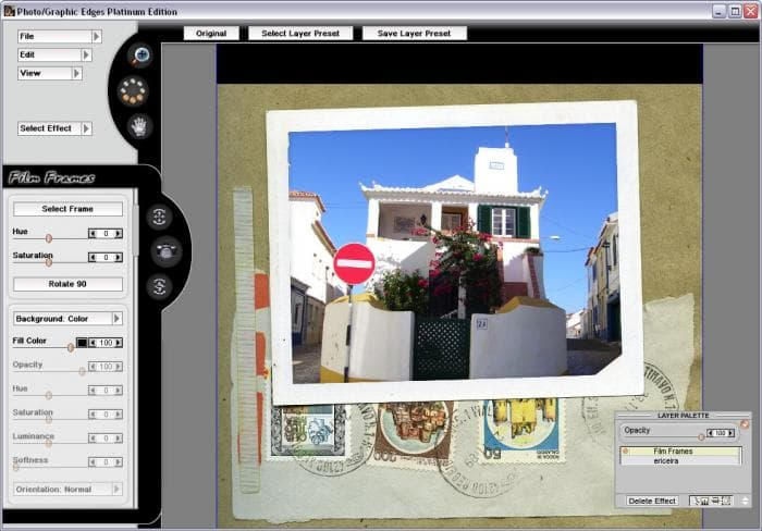 Photo/Graphic Edges