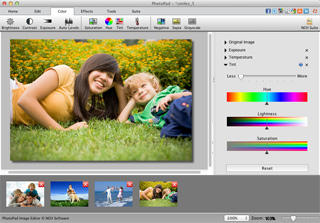 PhotoPad Professional for Mac