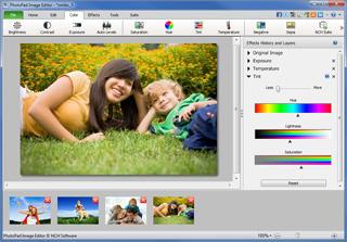 PhotoPad Professional Photo Editor