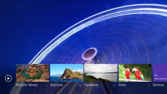 Photos for Windows 8