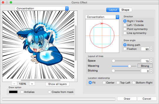 Photoshop Manga Effect Plugin (64bit)