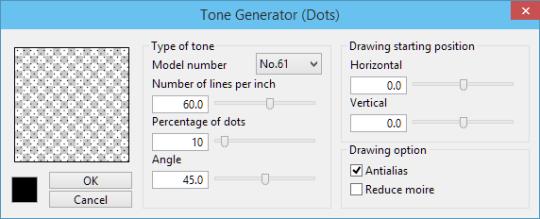 Photoshop Tone Generator Plugin (32-bit)