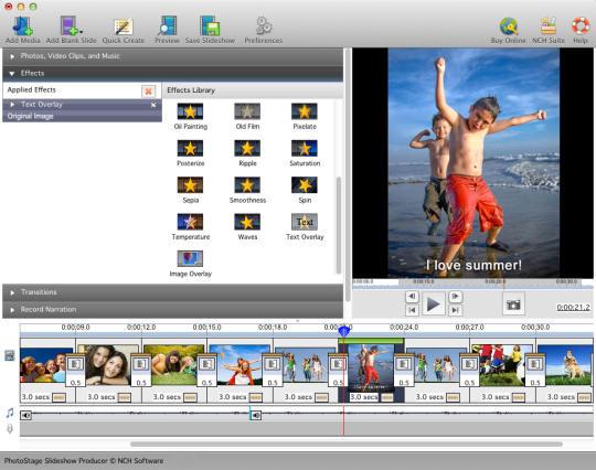 PhotoStage Slideshow Pro