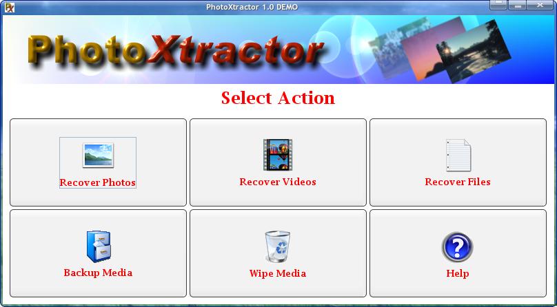 PhotoXtractor