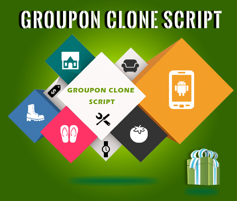 PHP Groupon Clone Script