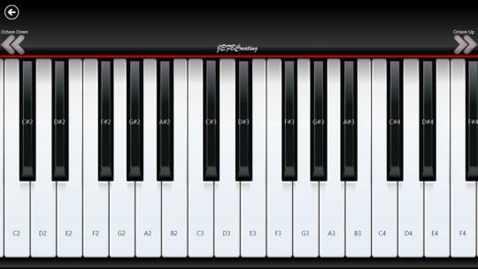 Piano8 for Windows 8