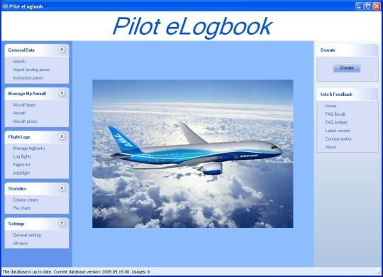 Pilot eLogbook