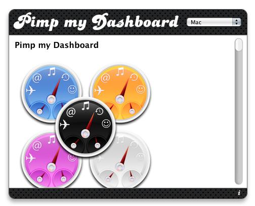 Pimp my Dashboard