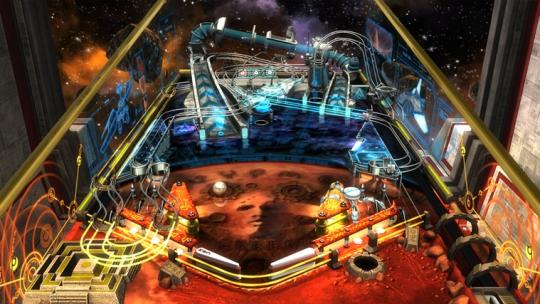 Pinball FX2 for Windows 8