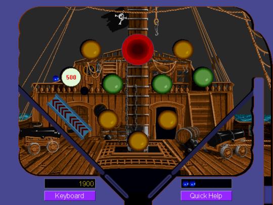 Pirate Pinball